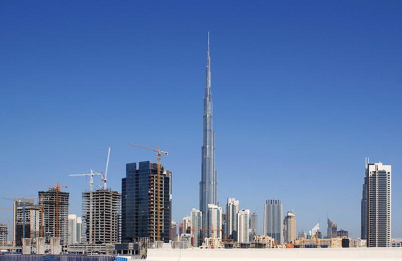 世界一高いビル