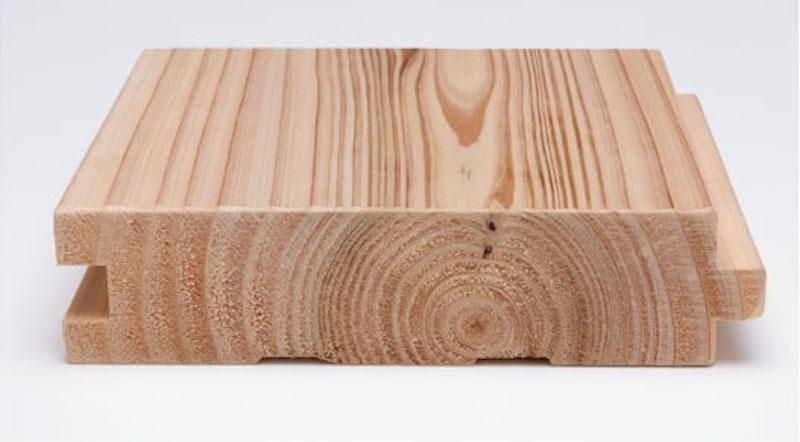 空気がうまい家に使われる音響熟成木材