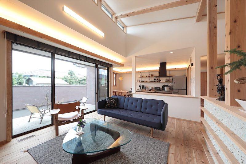 床暖房を使用することがない空気がうまい家®︎
