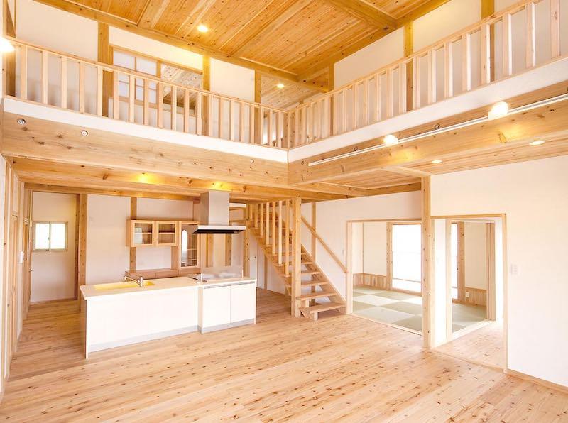 空気がうまい家 施工 鹿児島県 旭住宅