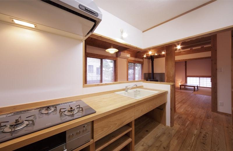 空気がうまい家 施工 長崎県 こころ工房