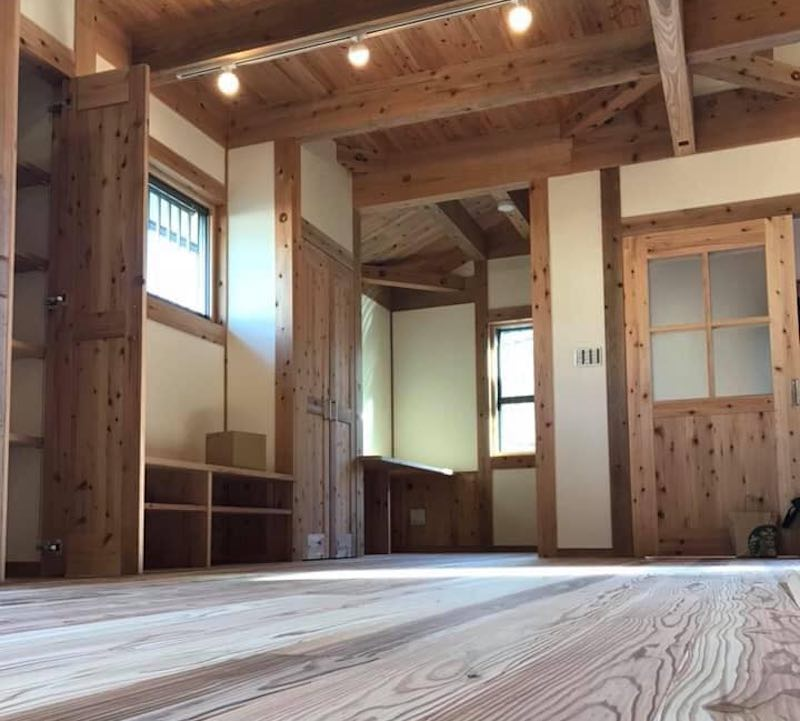 空気がうまい家 京都府 ハウス工房