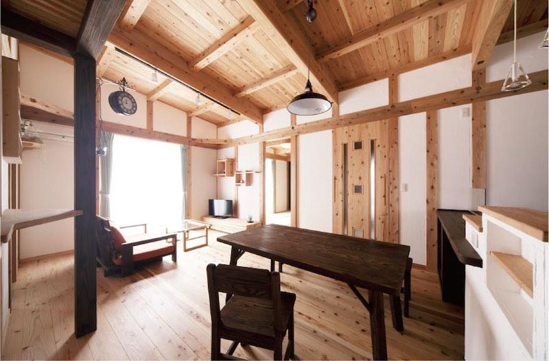 空気がうまい家の一例