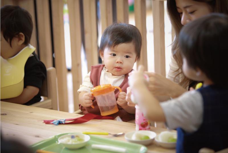 空気がうまい家®︎仕様の保育園の子どもたち