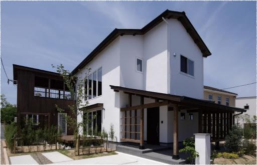 空気がうまい家