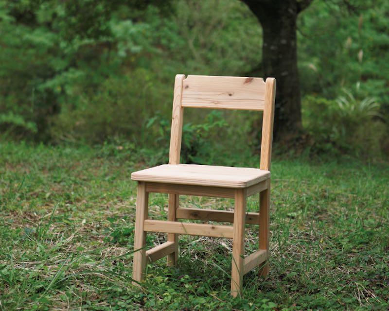 空気がうまい家®︎に使用されることの多い椅子