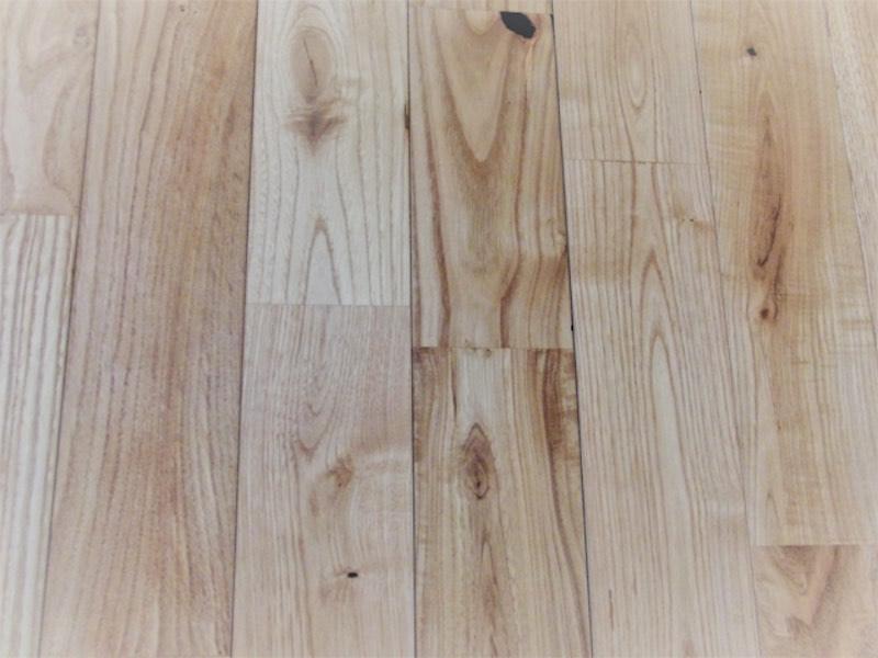 クリ(栗)の木目