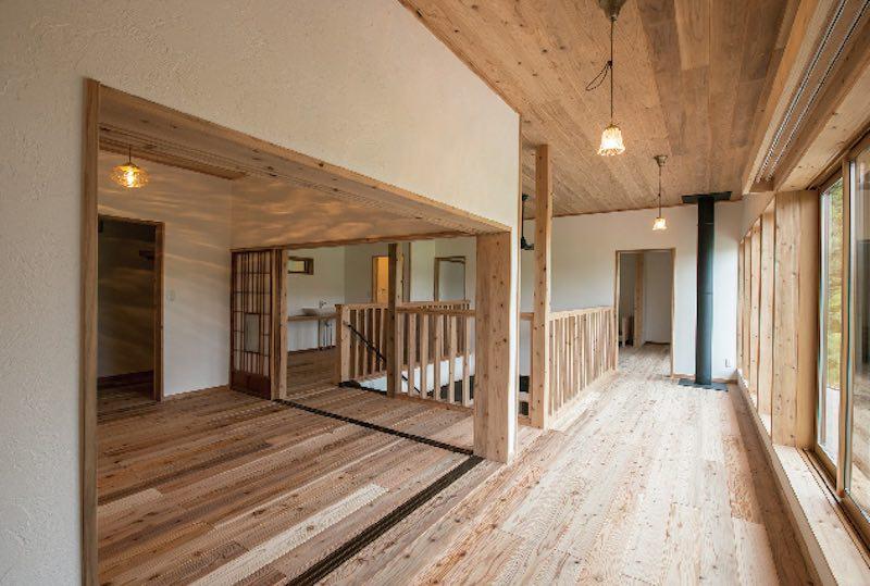 空気がうまい家仕様にリノベーション