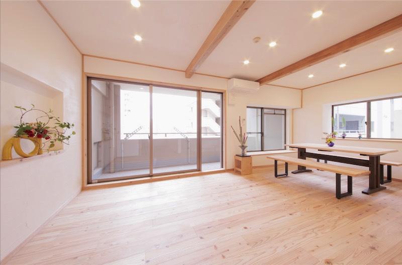 空気がうまい家®︎仕様にマンションをフルリノベーション