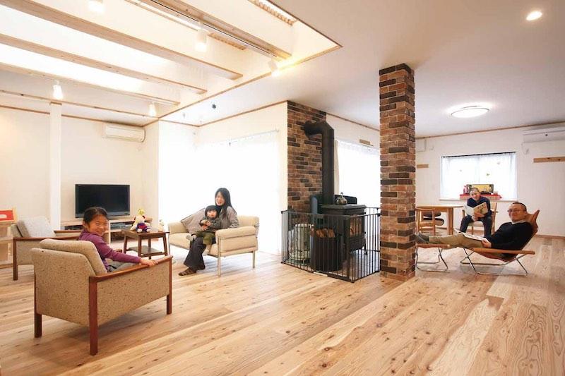 空気がうまい家仕様にフルリノベーション
